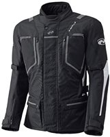 Held Zorro Textile Motorcycle Jacket (Black/White)