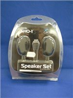 Cardo Scala Rider Shoei Intercom SHO-1 Speaker Set