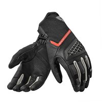 Revit Neutron 2 Motorcycle Gloves (Black-Red)