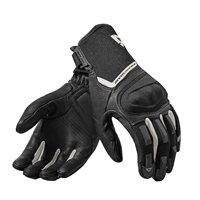 Revit Striker 2 Motorcycle Gloves (Black/White)