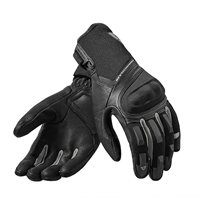 Revit Striker 2 Motorcycle Gloves (Silver-Black)