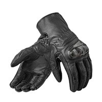Revit Motorcycle Gloves Chevron 2 (Black)
