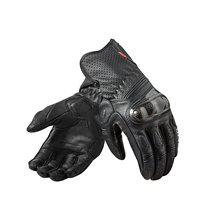 Revit Ladies Motorcycle Gloves Chevron 2 (Black)