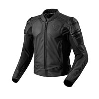 Revit Motorcycle Jacket Akira (Black)