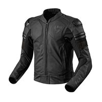 Revit Motorcycle Jacket Akira Air (Black)