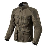 Revit Motorcycle Jacket Zircon (Dark Green)