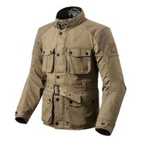 Revit Motorcycle Jacket Zircon (Sand)