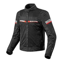 Revit Motorcycle Jacket Tornado 2 (Black)