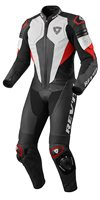Revit One Piece  Leathers Akira (White/Red)