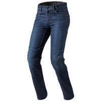 Revit Seattle Kevlar Cordura Jeans (Dark Blue)