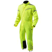 Revit Motorcycle Rainsuit Pacific 2 H2O (Neon Yellow)