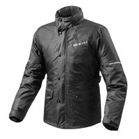 Revit Rain Jacket Nitric 2 H2O (Black)