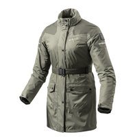 Revit Rain Jacket Topaz H2O Ladies (Olive)