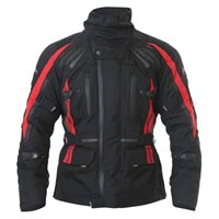RST PRO SERIES PARAGON V Motorcycle Jacket 1416 (Red)