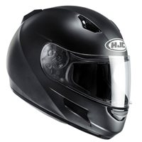 HJC CL-SP Matt Black Helmet