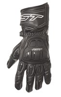 RST R-16 Semi Sport Motorcycle Glove 1062 (Black)