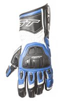 RST R-16 Semi Sport Motorcycle Glove 1062 (Blue)