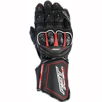 Tractech Evo CE Motorcycle Gloves 2579 (Black) by RST