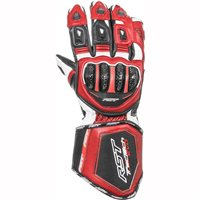 RST Tractech Evo CE Motorcycle Gloves 2579 (Red)