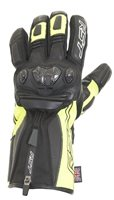 RST Paragon V Motorcycle Gloves 1419 (Flo Yellow)