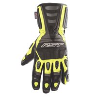 RST Storm Motorcycle Gloves 1717 (Flo Yellow)