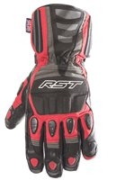 RST Storm Motorcycle Gloves 1717 (Red)