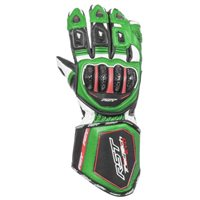 RST Tractech Evo CE Motorcycle Gloves 2579 (Green)