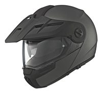 Schuberth E1 Flip Front Motorcycle Helmet (Anthracite)