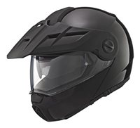 Schuberth E1 Flip Front Motorcycle Helmet (Black) **20% Off Matching Intercom System**