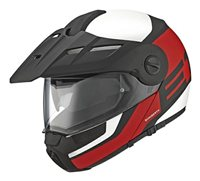 Schuberth E1 Flip Front Motorcycle Helmet (Guardian Red) **20% Off Matching Intercom System**