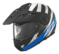Schuberth E1 Flip Front Motorcycle Helmet (Hunter Blue)**20% Off Matching Intercom System**