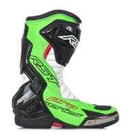 RST Pro Series Motorcycle Race Boot 1503 (Neon Green)