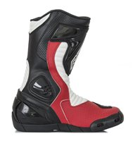 RST R-16 Motorcycle Boots 1063 (Red)