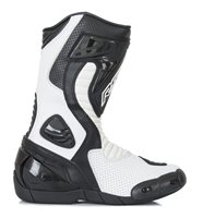 RST R-16 Motorcycle Boots 1063 (White)