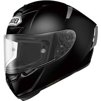 Shoei X-Spirit 3 Black Motorcycle Helmet