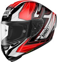 Shoei X-Spirit III Motorcycle Helmet Assail TC-1 + £100 Clothing Gift Voucher Promo