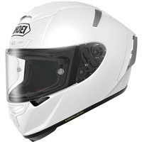 Shoei X-Spirit 3 White Motorcycle Helmet