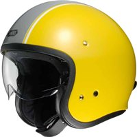 Shoei J.O Open Faced Helmet (Caburettor TC-3) Special Order