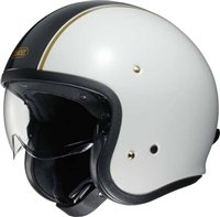 Shoei J.O Open Faced Helmet (Caburettor TC-6)