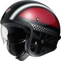 Shoei J.O Open Faced Helmet (Hawker TC-1)