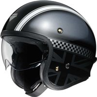 Shoei J.O Open Faced Helmet (Hawker TC-5)