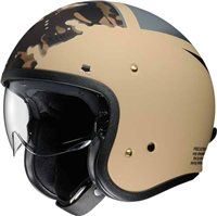 Shoei J.O Open Faced Helmet (Seafire TC-10) Special Order