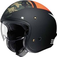 Shoei J.O Open Faced Helmet (Seafire TC-8) Special Order