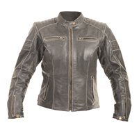RST Roadster Ladies Leather Jacket 1228