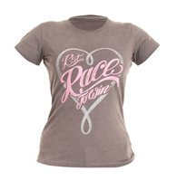 RST RACE TO WIN Ladies T-Shirt SLATE (0092)