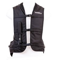 Helite Motorcycle Airbag Vest (Black)