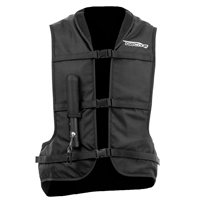 Helite Kids Airbag Vest (Black)
