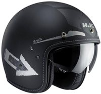 HJC FG-70s TALES Open Faced Helmet (Black)