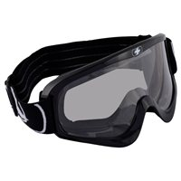 Oxford Fury Goggles (Glossy Black)