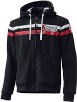 Held Tirano Hoody With Kevlar (Black/Red)